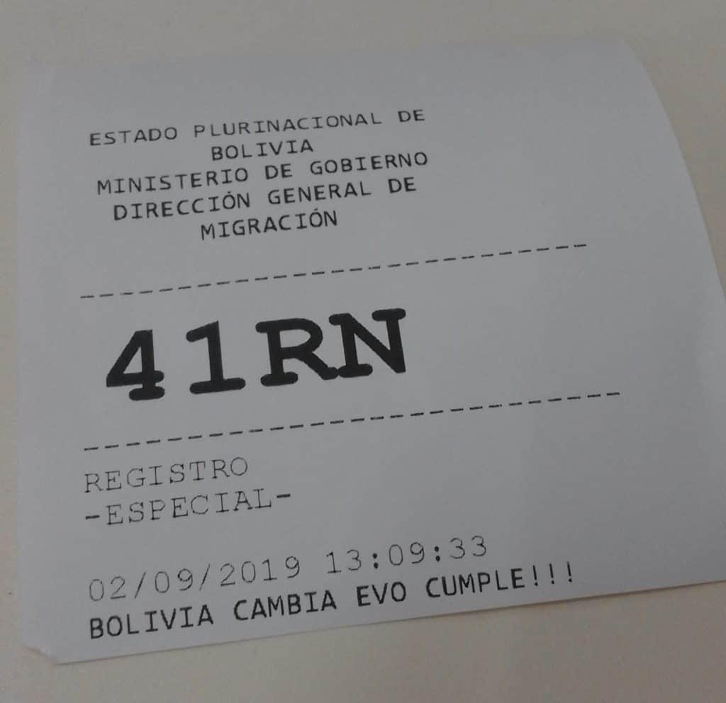 How to get a Visa in Bolivia: Ein Erlebnisbericht